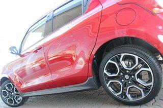 2020 Suzuki Swift AZ Sport Burn Red 6 Speed Sports Automatic Hatchback