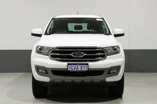 2018 Ford Everest UA II MY19 Trend (4WD 7 Seat) White 6 Speed Automatic Wagon.
