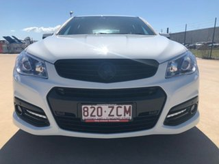 2014 Holden Commodore VF MY14 SS V Sportwagon White 6 Speed Sports Automatic Wagon