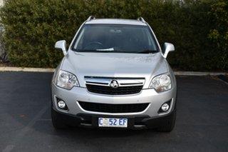 2011 Holden Captiva CG Series II 5 Nitrate 6 Speed Sports Automatic Wagon.