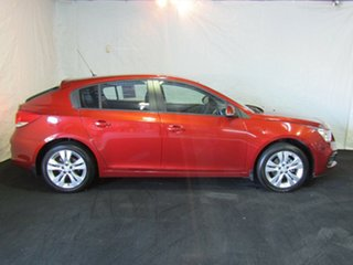 2015 Holden Cruze JH Series II MY15 Equipe Some Like It Hot 6 Speed Sports Automatic Hatchback.
