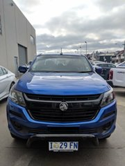 2019 Holden Colorado RG MY19 LS Pickup Crew Cab Power Blue 6 Speed Sports Automatic Utility.