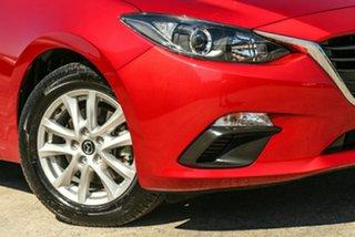 2014 Mazda 3 BM5478 Maxx SKYACTIV-Drive Red 6 Speed Sports Automatic Hatchback.