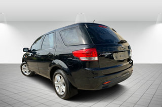 2011 Ford Territory SY MkII TX Black 4 Speed Sports Automatic Wagon