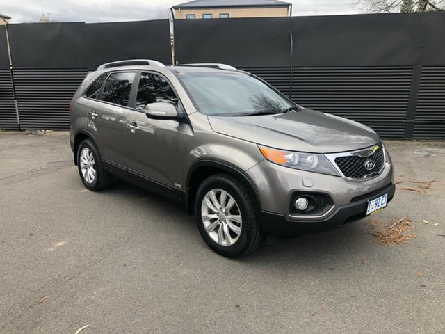 Used Kia Sorento XM MY13 Platinum 4WD, 2013 Kia Sorento XM MY13 Platinum 4WD Grey 6 Speed Sports Automatic Wagon