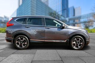 2017 Honda CR-V RW MY18 VTi-S 4WD Modern Steel 1 Speed Constant Variable Wagon