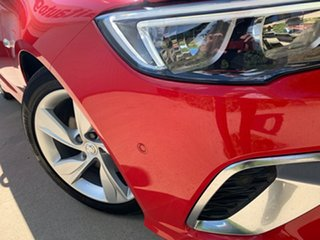 2017 Holden Commodore ZB MY18 RS-V Liftback AWD Red 9 Speed Sports Automatic Liftback.