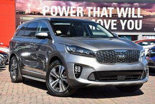 2018 Kia Sorento UM MY19 GT-Line AWD Grey 8 Speed Sports Automatic Wagon.