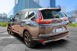 2017 Honda CR-V RW MY18 VTi-S 4WD Modern Steel 1 Speed Constant Variable Wagon.