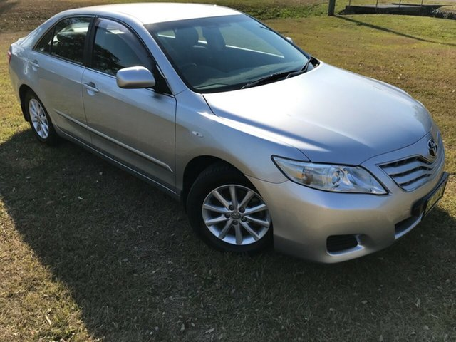 Used Toyota Camry ACV40R 09 Upgrade Altise, 2011 Toyota Camry ACV40R 09 Upgrade Altise Silver Ash 5 Speed Automatic Sedan