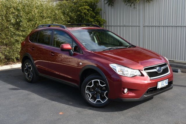 Used Subaru XV G4X MY15 2.0i-L Lineartronic AWD, 2015 Subaru XV G4X MY15 2.0i-L Lineartronic AWD Camell/black 6 Speed Constant Variable Wagon