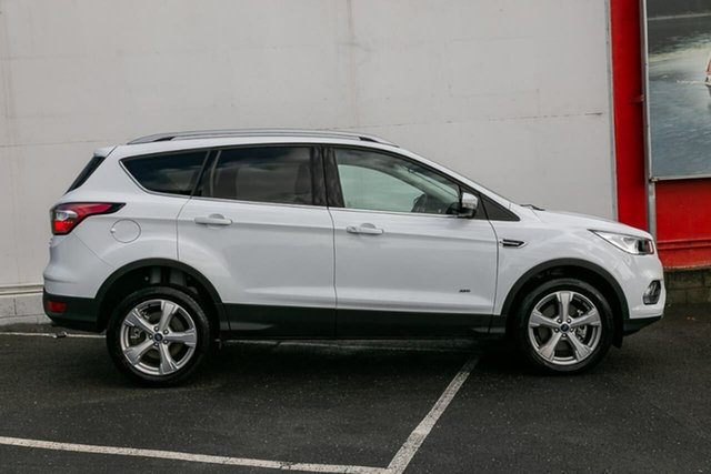 Used Ford Escape ZG 2018.00MY Trend AWD, 2018 Ford Escape ZG 2018.00MY Trend AWD White 6 Speed Sports Automatic Wagon