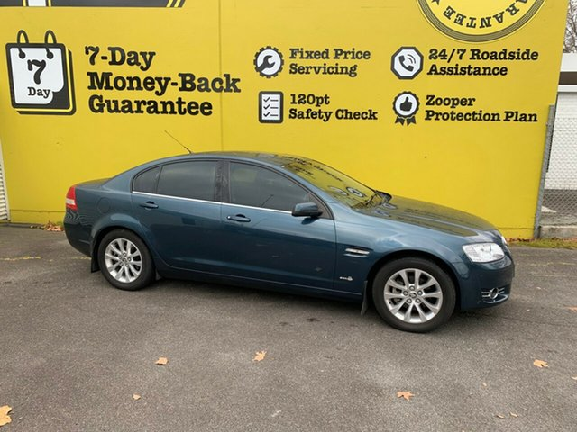 Used Holden Berlina VE II MY12.5 , 2012 Holden Berlina VE II MY12.5 Blue 6 Speed Sports Automatic Sedan