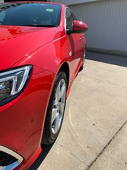 2017 Holden Commodore ZB MY18 RS-V Liftback AWD Red 9 Speed Sports Automatic Liftback