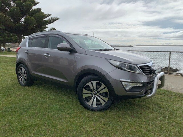Used Kia Sportage SL MY13 Platinum, 2013 Kia Sportage SL MY13 Platinum Grey 6 Speed Sports Automatic Wagon