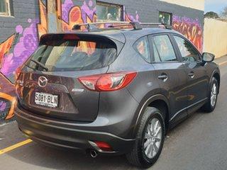2016 Mazda CX-5 KE1032 Maxx SKYACTIV-Drive i-ACTIV AWD Sport Grey 6 Speed Sports Automatic Wagon.