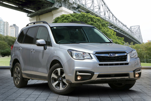 Used Subaru Forester S4 MY16 2.5i-L CVT AWD, 2016 Subaru Forester S4 MY16 2.5i-L CVT AWD Silver 6 Speed Constant Variable Wagon