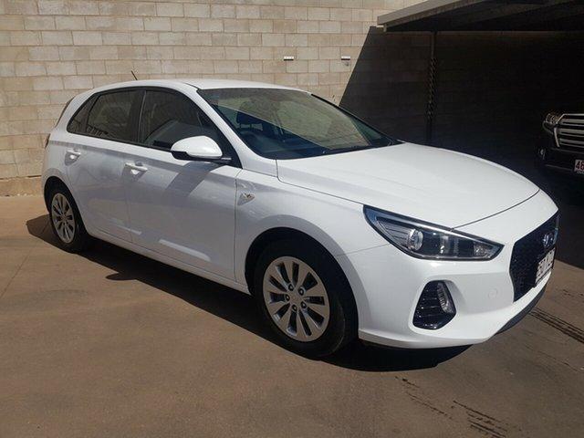 Used Hyundai i30  , 2018 Hyundai i30 Polar White 6 Speed Automatic