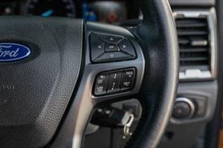 2016 Ford Ranger PX MkII Wildtrak Double Cab Orange 6 Speed Sports Automatic Utility