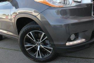 2016 Toyota Kluger GSU50R GXL 2WD Predawn Grey 6 Speed Sports Automatic Wagon.