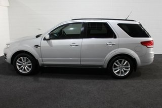 2015 Ford Territory SZ MkII TS Seq Sport Shift Silver 6 Speed Sports Automatic Wagon.
