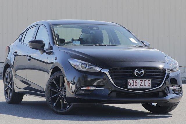 Demo Mazda 3 BN5238 SP25 SKYACTIV-Drive GT, MAZDA3 M 6AUTO SEDAN SP25 GT