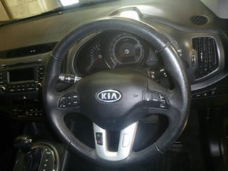 2012 Kia Sportage SL MY12 SLi Black 6 Speed Sports Automatic Wagon