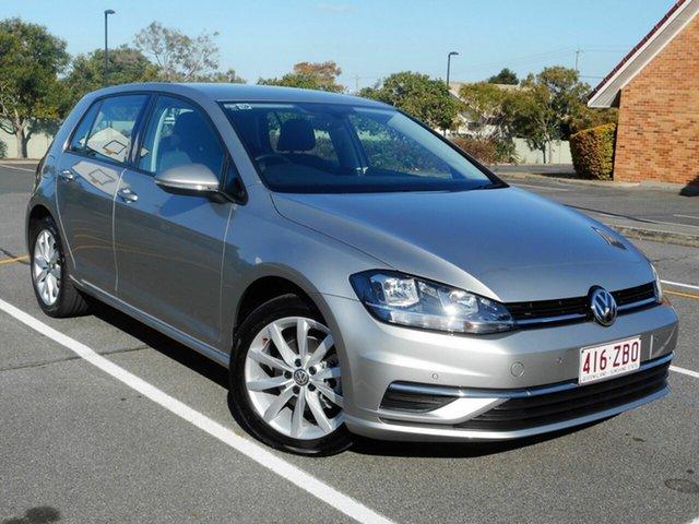 Used Volkswagen Golf 7.5 MY18 110TSI DSG Comfortline, 2017 Volkswagen Golf 7.5 MY18 110TSI DSG Comfortline Silver 7 Speed Sports Automatic Dual Clutch