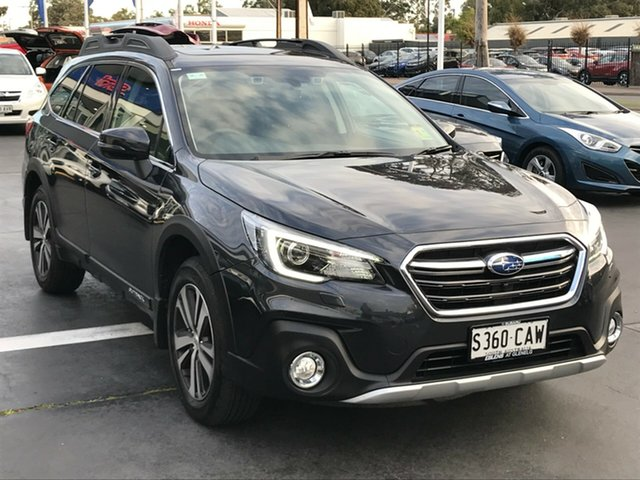 Demo Subaru Outback B6A MY18 2.5i CVT AWD Premium, 2018 Subaru Outback B6A MY18 2.5i CVT AWD Premium Dark Grey 7 Speed Constant Variable Wagon