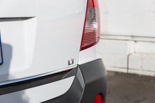 2013 Holden Captiva CG MY14 5 LT White 6 Speed Manual Wagon