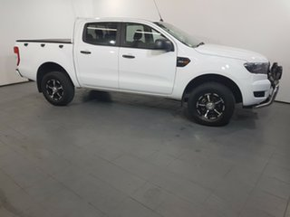 2017 Ford Ranger PX MkII XL Double Cab 4x2 Hi-Rider White 6 Speed Sports Automatic Utility