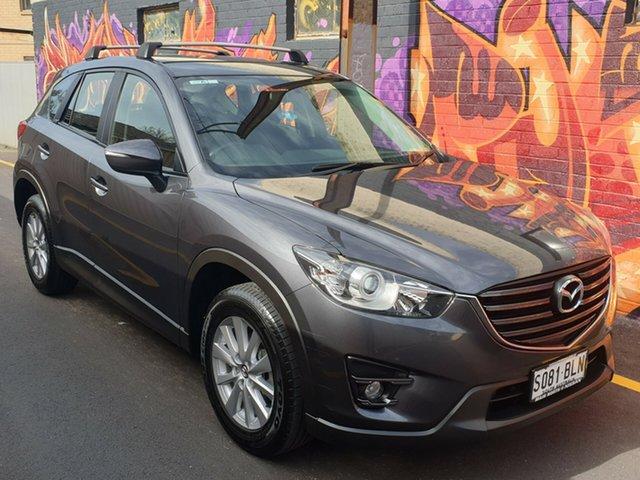 Used Mazda CX-5 KE1032 Maxx SKYACTIV-Drive i-ACTIV AWD Sport, 2016 Mazda CX-5 KE1032 Maxx SKYACTIV-Drive i-ACTIV AWD Sport Grey 6 Speed Sports Automatic Wagon