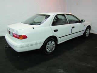 2001 Toyota Camry MCV20R CSi White 4 Speed Automatic Sedan.