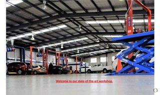 2015 Hyundai Santa Fe DM2 MY15 Elite Blue 6 Speed Sports Automatic Wagon.