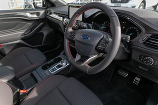 2019 Ford Focus SA 2019.25MY ST-Line White 8 Speed Automatic Hatchback