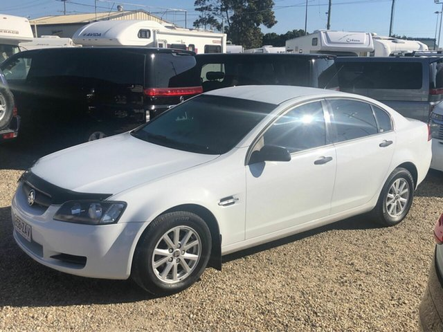 Used Holden Commodore VE , 2007 Holden Commodore VE LPG/Petrol White Automatic Sedan