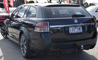 2013 Holden Commodore VF MY14 SS V Sportwagon Green 6 Speed Sports Automatic Wagon