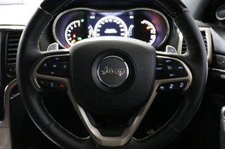 2016 Jeep Grand Cherokee WK MY15 Overland (4x4) White 8 Speed Automatic Wagon