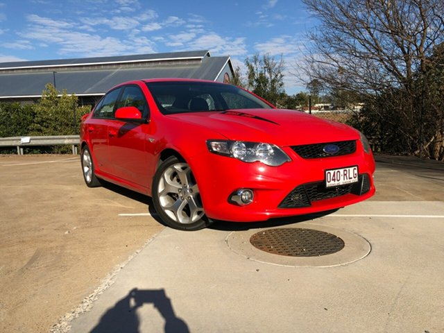 Used Ford Falcon FG XR8, 2009 Ford Falcon FG XR8 6 Speed Sports Automatic Sedan