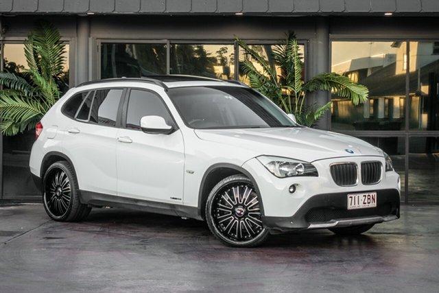 Used BMW X1 E84 sDrive18i Steptronic, 2010 BMW X1 E84 sDrive18i Steptronic White 6 Speed Sports Automatic Wagon