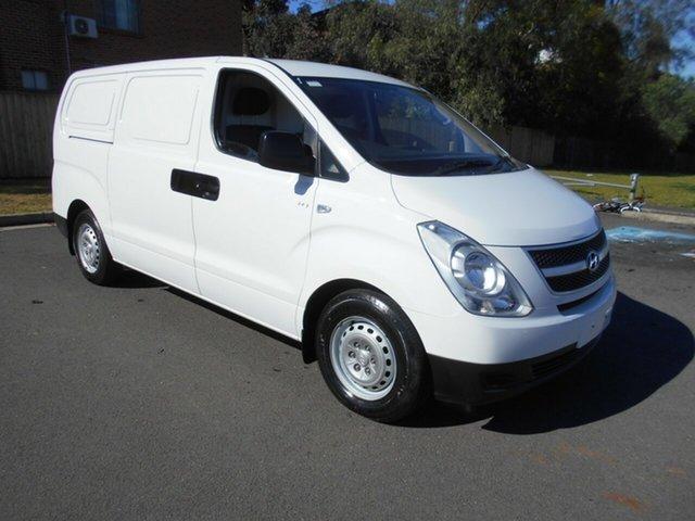 Used Hyundai iLOAD TQ MY14 , 2014 Hyundai iLOAD TQ MY14 White 5 Speed Automatic Van