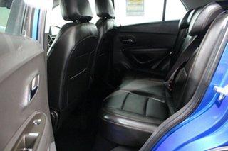2017 Holden Trax TJ MY17 LTZ Boracay Blue 6 Speed Automatic Wagon