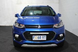 2017 Holden Trax TJ MY17 LTZ Boracay Blue 6 Speed Automatic Wagon.