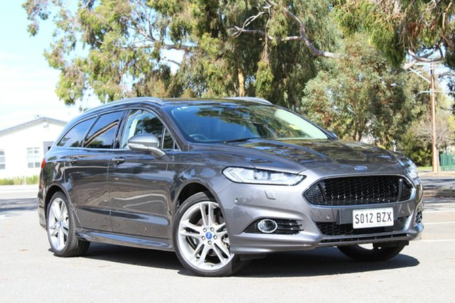 Used Ford Mondeo MD 2018.25MY Titanium PwrShift, 2018 Ford Mondeo MD 2018.25MY Titanium PwrShift Magnetic 6 Speed Sports Automatic Dual Clutch Wagon