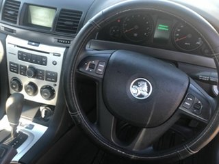2007 Holden Commodore VE LPG/Petrol White Automatic Sedan