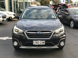 2018 Subaru Outback B6A MY18 2.5i CVT AWD Premium Dark Grey 7 Speed Constant Variable Wagon.