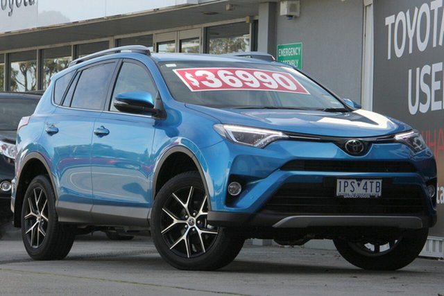 Used Toyota RAV4  , RAV 4 GXL AWD 2.5L Petrol Automatic 5 Door Wagon