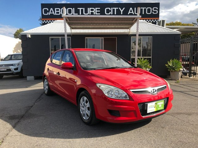Used Hyundai i30 FD MY10 SX, 2010 Hyundai i30 FD MY10 SX Red 4 Speed Automatic Hatchback