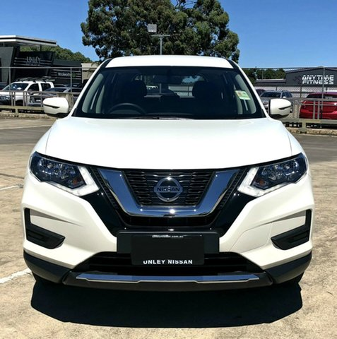 Demo Nissan X-Trail T32 Series II ST X-tronic 2WD, 2018 Nissan X-Trail T32 Series II ST X-tronic 2WD Ivory Pearl 7 Speed Constant Variable Wagon