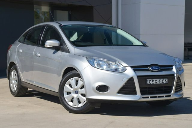 Used Ford Focus LW MkII MY14 Ambiente PwrShift, 2014 Ford Focus LW MkII MY14 Ambiente PwrShift Silver 6 Speed Sports Automatic Dual Clutch Sedan